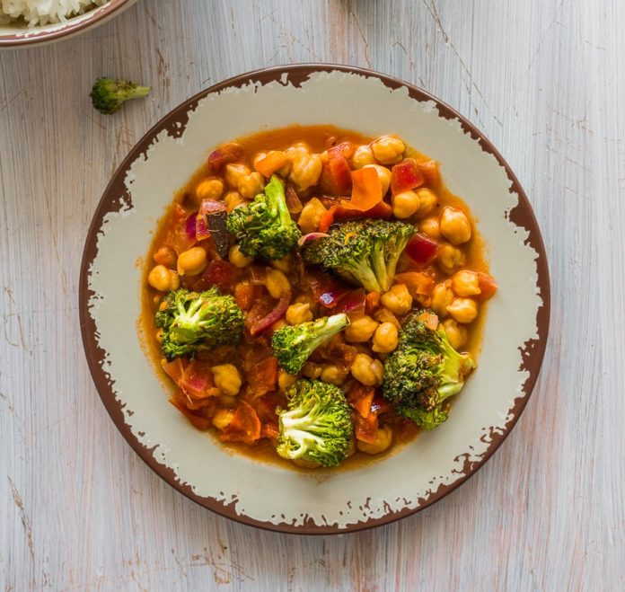 Recetas veganas fáciles