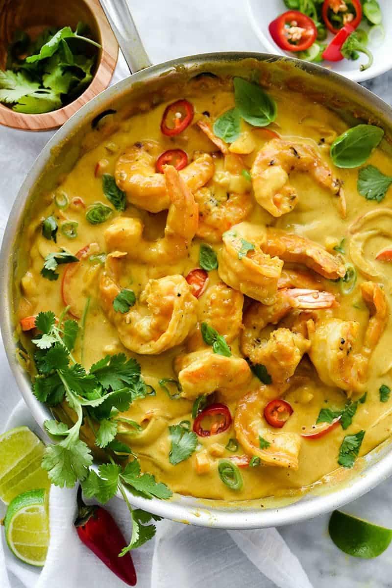 recetas al curry