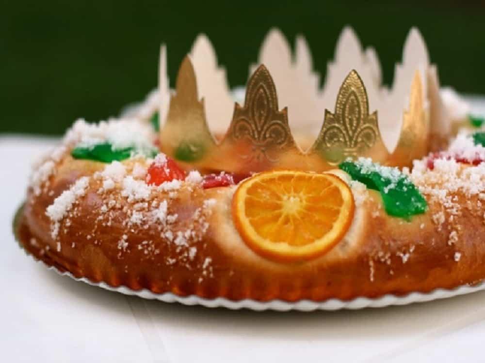 preparar el Roscón de Reyes