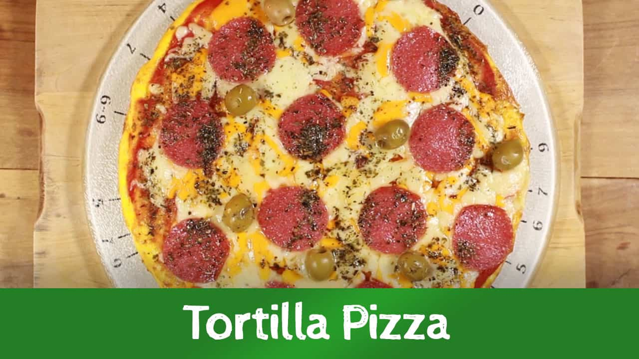 tortilla pizza thumbnail