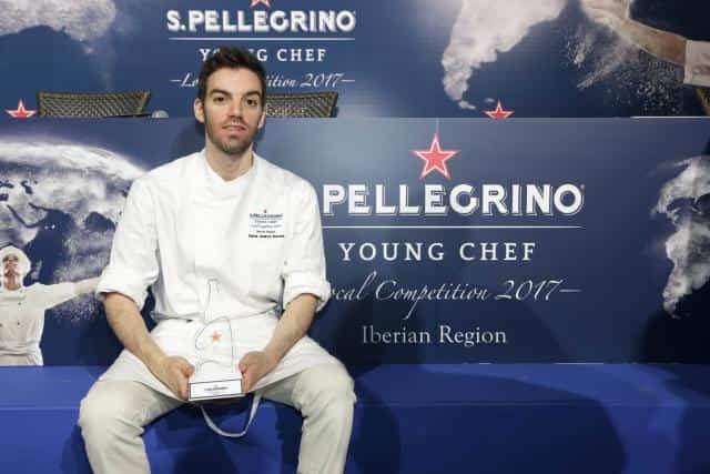 david andres lucha por ser el mejor chef joven del mundo