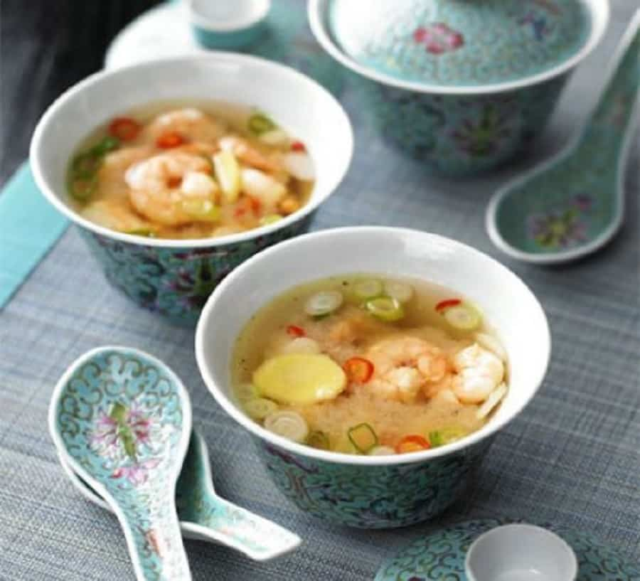 deliciosos y fáciles caldos