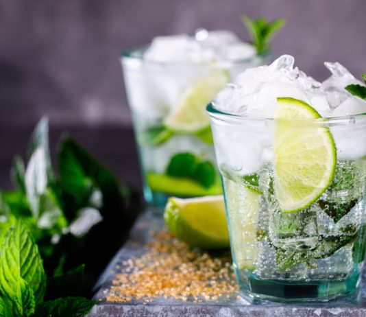 bebidas realmente refrescantes