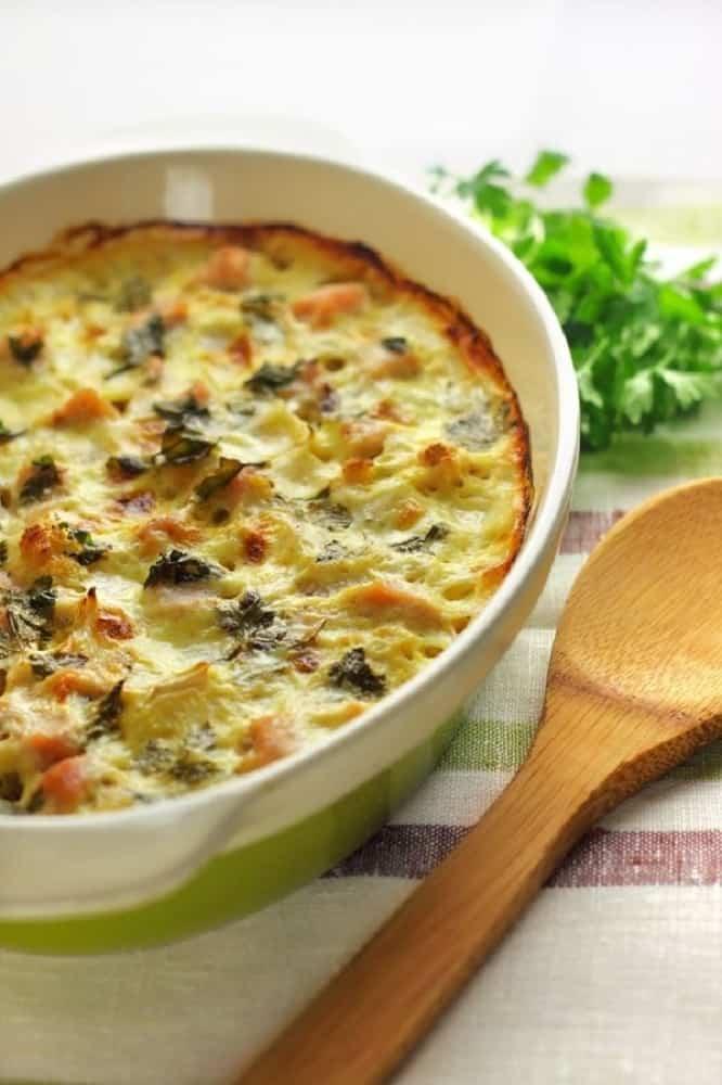 platos con queso