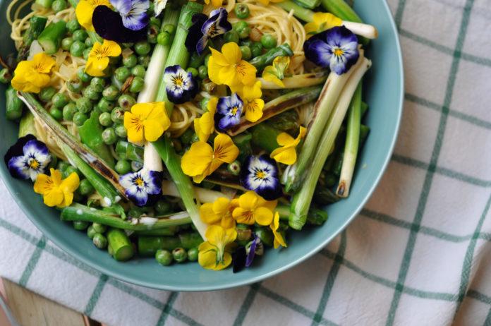 recetas frescas para la primavera