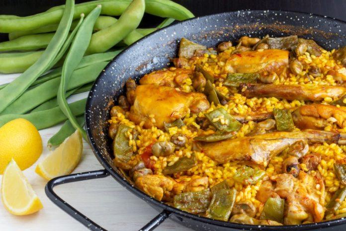 comida tradicional