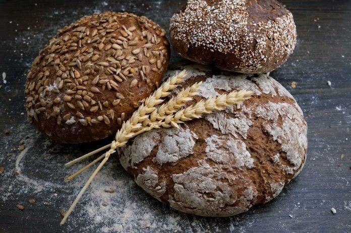 consumir pan cada dia