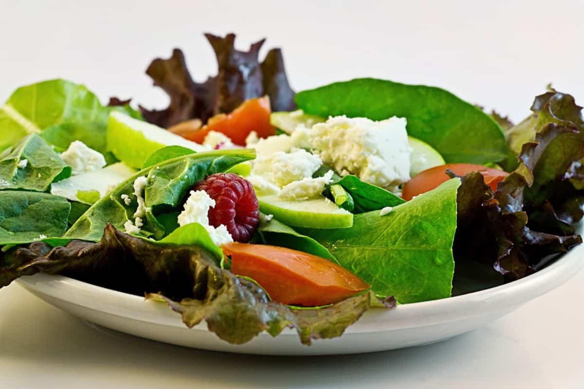 ensaladas sanas
