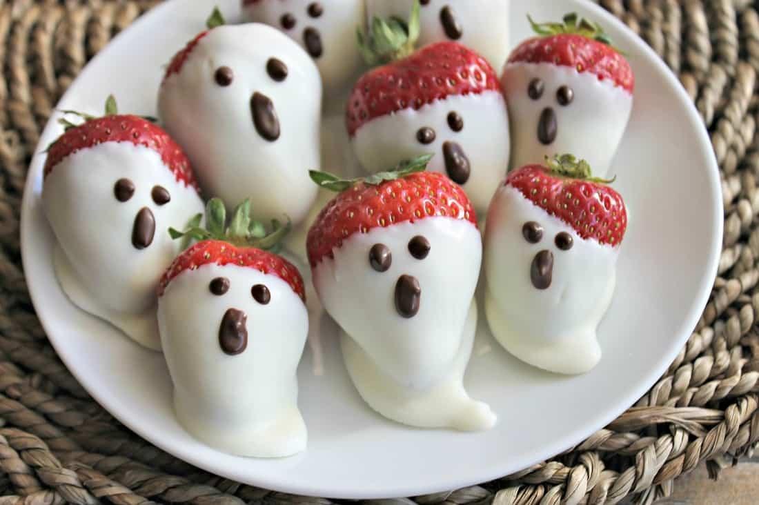 platos para Halloween