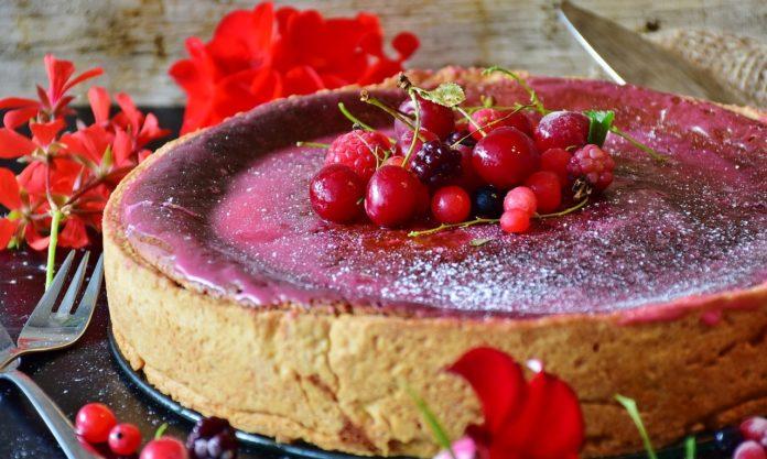 tarta casera deliciosa