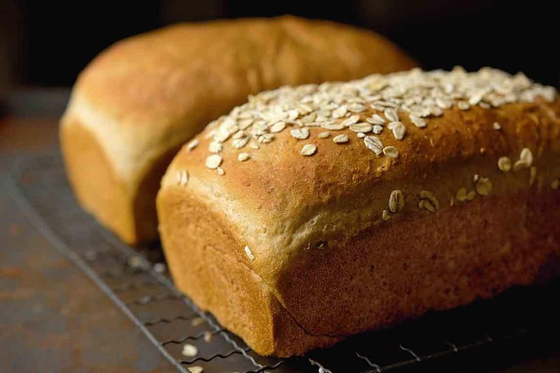 hacer pan saludable