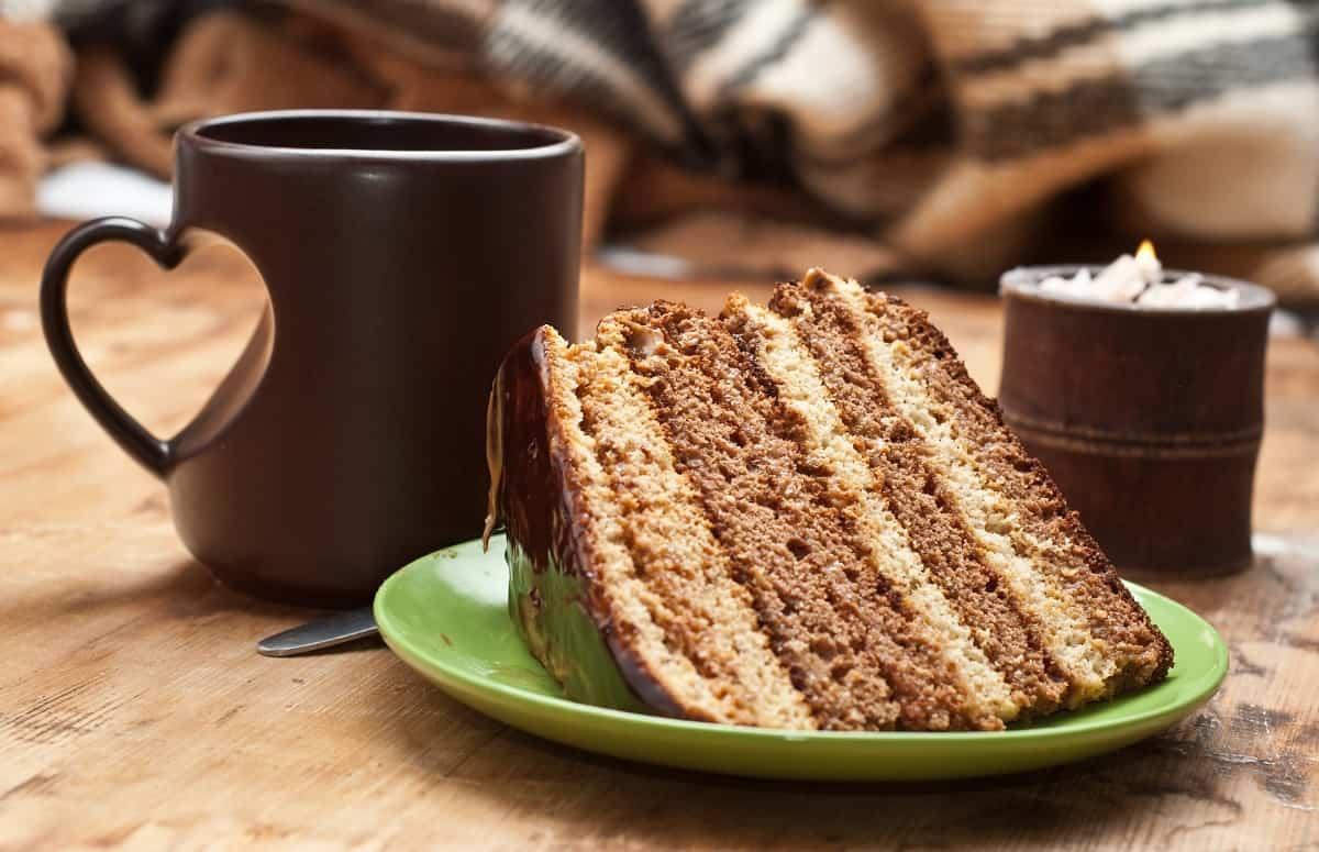 tarta chocolate y galletas