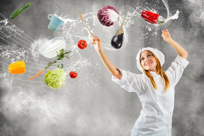 cocinar robot de cocina