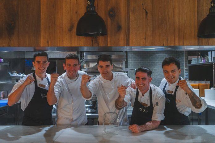 equipo de cocina melvin by martin berasategui 2