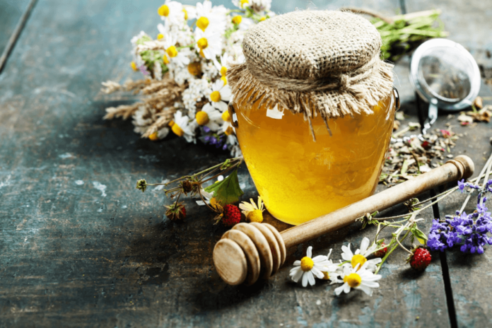 conservar miel