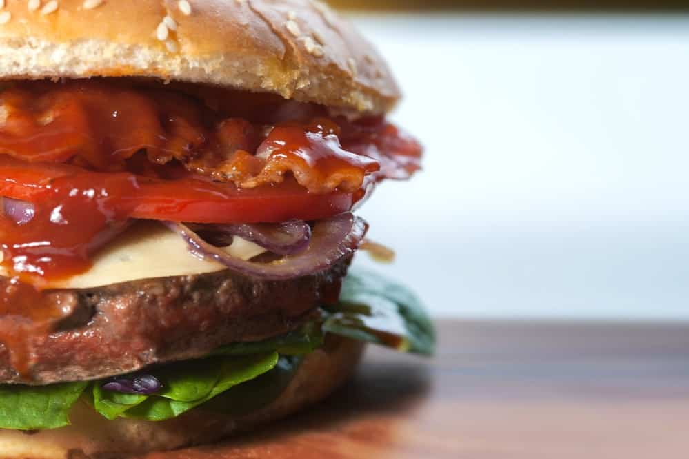 hamburguesa perfecta