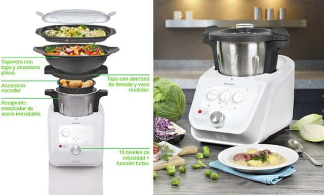 foto portada robot de cocina
