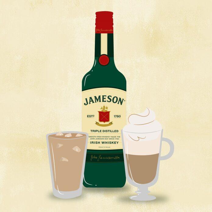 tipos de cafe irlande