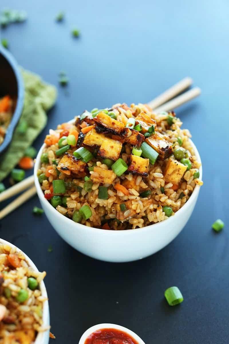 formas de hacer el arroz