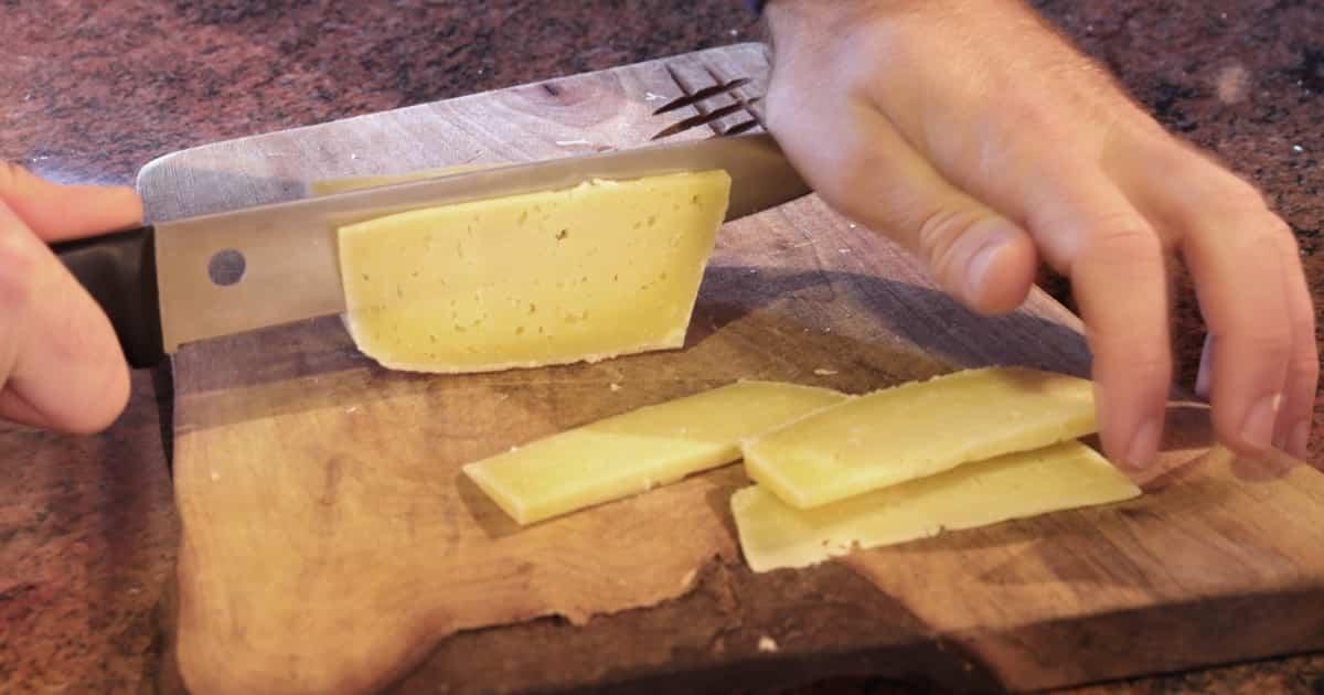 apariencia quesos