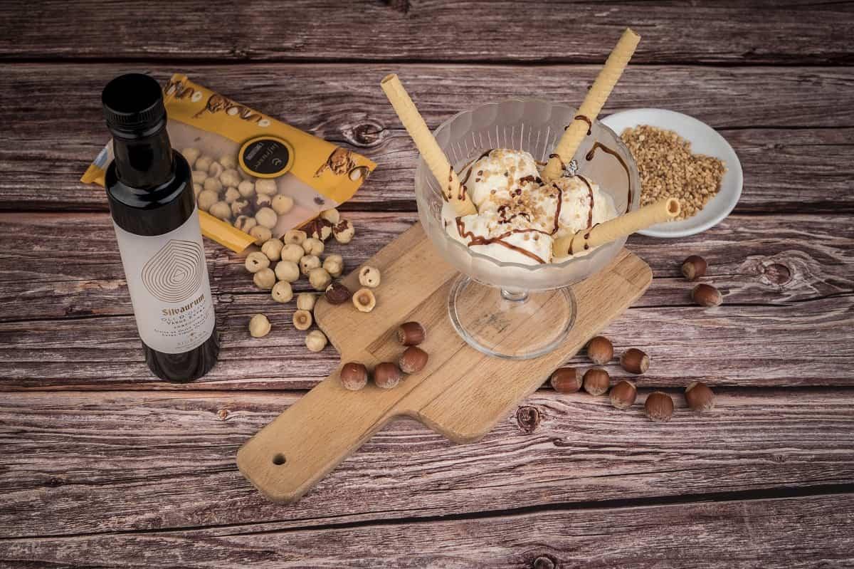Aprende a preparar un delicioso helado casero de avellanas