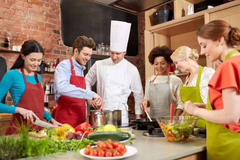 Clases de cocina, una experiencia única y muy gratificante