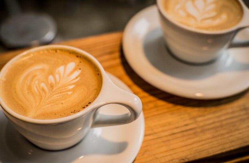 5 claves para hacer dibujos sobre la espuma del café en casa
